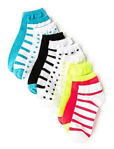 Color Happy 10-Pack Socks