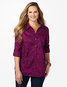 Silky Ivy Shirt