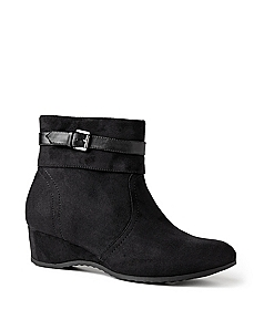 Soft Sueded Bootie
