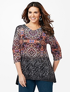 Exotic Palace Top