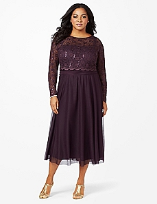 Starlet Lace Dress