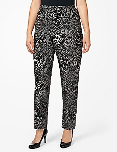 Dotted Comfort Pant
