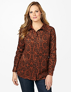 Soft Damask Shirt