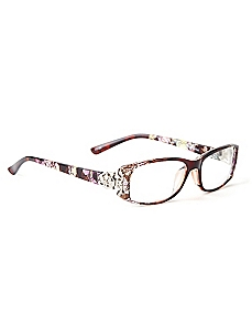 English Garden Reading Glasses