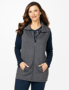 Soft Quilted Vest