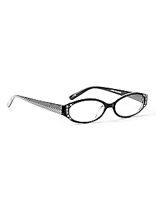 Chevron Reading Glasses