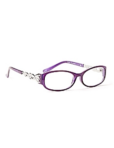 Retro Splash Reading Glasses
