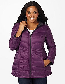 Light & Packable Puffer Coat