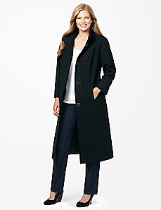 Long Derby Coat
