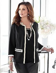 Madison Ponte Jacket