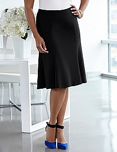 Madison Ponte Skirt