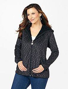 Tapestry Riverside Fleece Coat