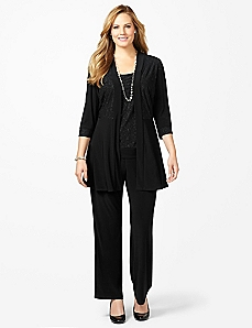 Moonlight Shimmer Pantsuit