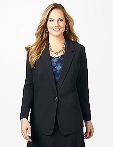 Pick Stitch Blazer