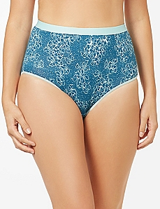 Illustrative Bow Cotton Full Brief