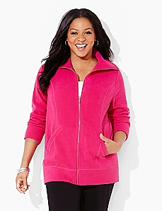 Fleece Active Jacket