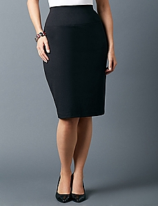 AnyWear Posh Ponte Skirt