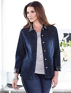 Delicate Denim Jacket