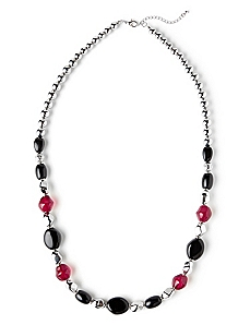 Mixed Berries Long Necklace