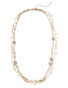 Lovely Layer 2-In-1 Necklace
