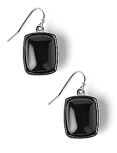 Square Cushion Earrings