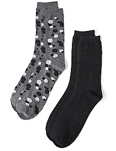 Dab Dot 2-Pack Socks