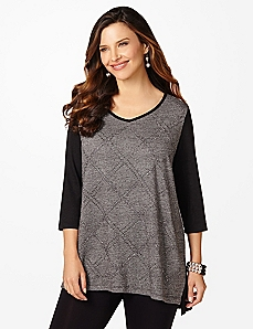 Holiday Lights Tunic