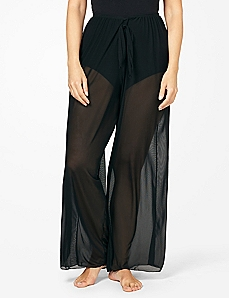 Cover-Up Mesh Pant