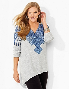 Nordic Nights Top