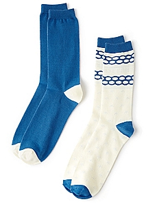 Water & Ice 2-Pack Socks