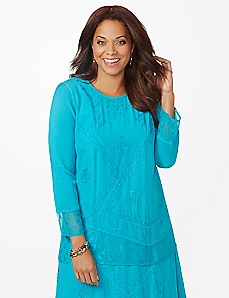 Cerulean Dream Tunic
