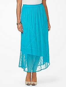 Cerulean Dream Skirt