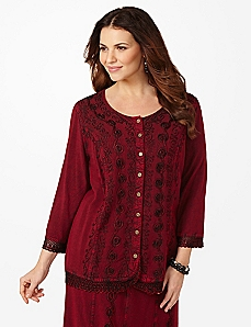 Eclectic Energy Tunic
