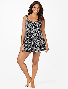 Dream Dot Swimdress