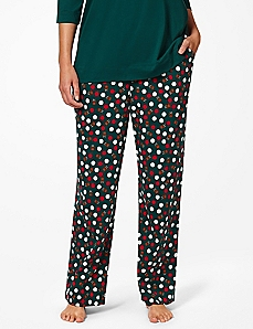 Red-Nose Reindeer Sleep Pant