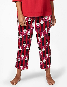 Nutcracker Sleep Capri