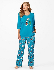 Penguin Party Pajamas