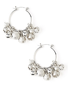 Stardust Cluster Earrings