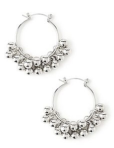 Ball Cluster Hoops