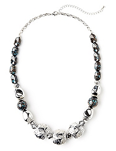 Abstract Expression Necklace