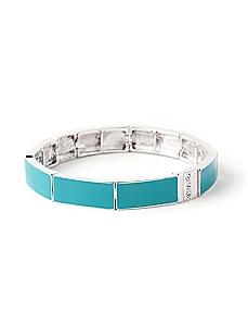 Jewel-Tone Enamel Bracelet