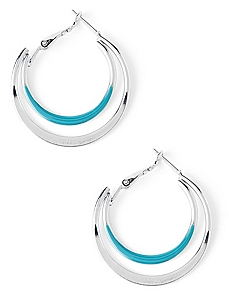 Double Trouble Earrings