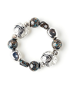 Abstract Expression Bracelet