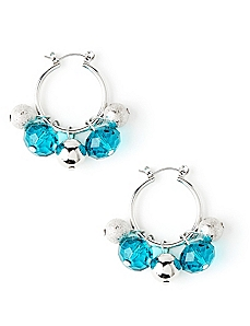 Darling Dangle Hoops