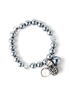 Pearlesque Charm Bracelet