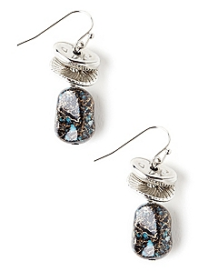 Abstract Expression Earrings