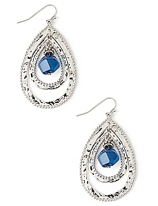 Nesting Teardrop Earrings