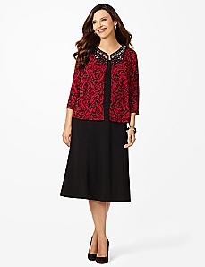 Viper Jacket Dress