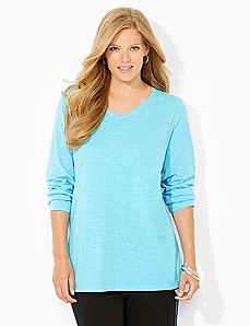 Basic Brights Long-Sleeve Tee