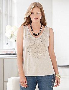 Luxe Layer Tank